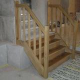 Houtbewerking trappen